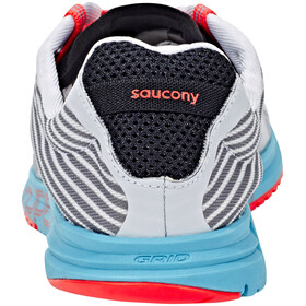 saucony Type A8 Shoes Women White/Red/Blue